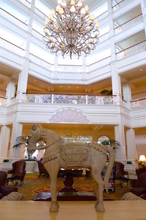 grand floridian - best disney world resort for adults