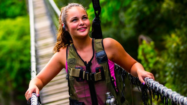 have a blast with a teen at disney world