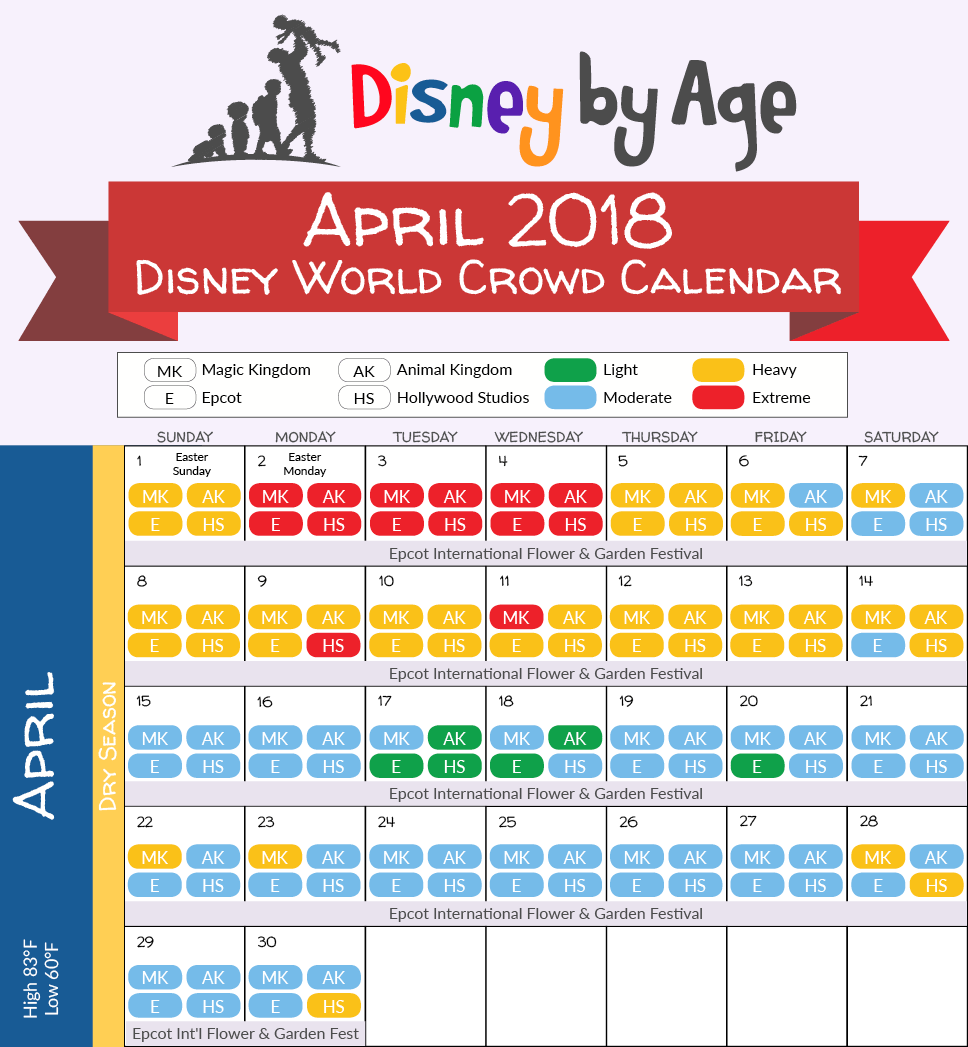 May The 4th Be With You Disney 2019: Disney World Crowd Calendar