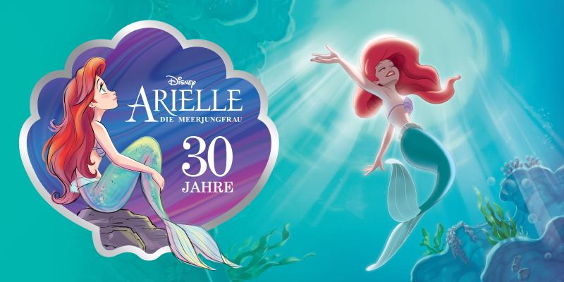 Arielle 30 Jahre