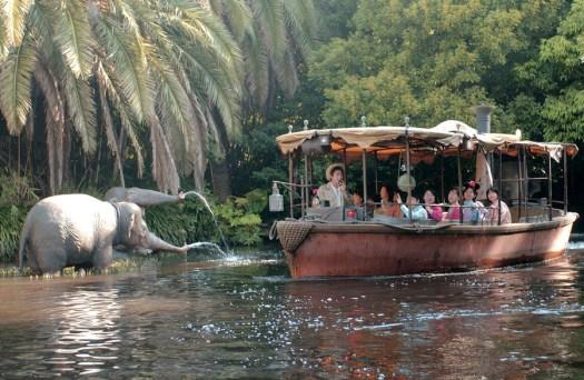 Jungle Cruise attraction