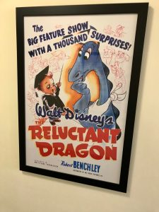 Poster zu The Reluctant Dragon