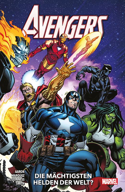 avengers paperback 2 cover davneu002