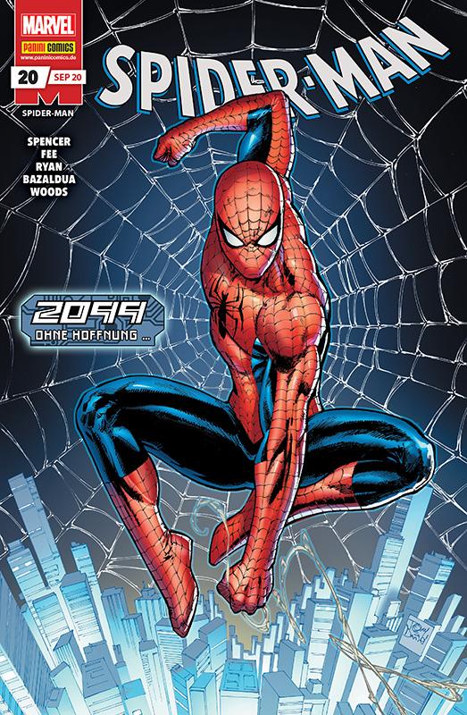 spider man heft 20 cover dspide020