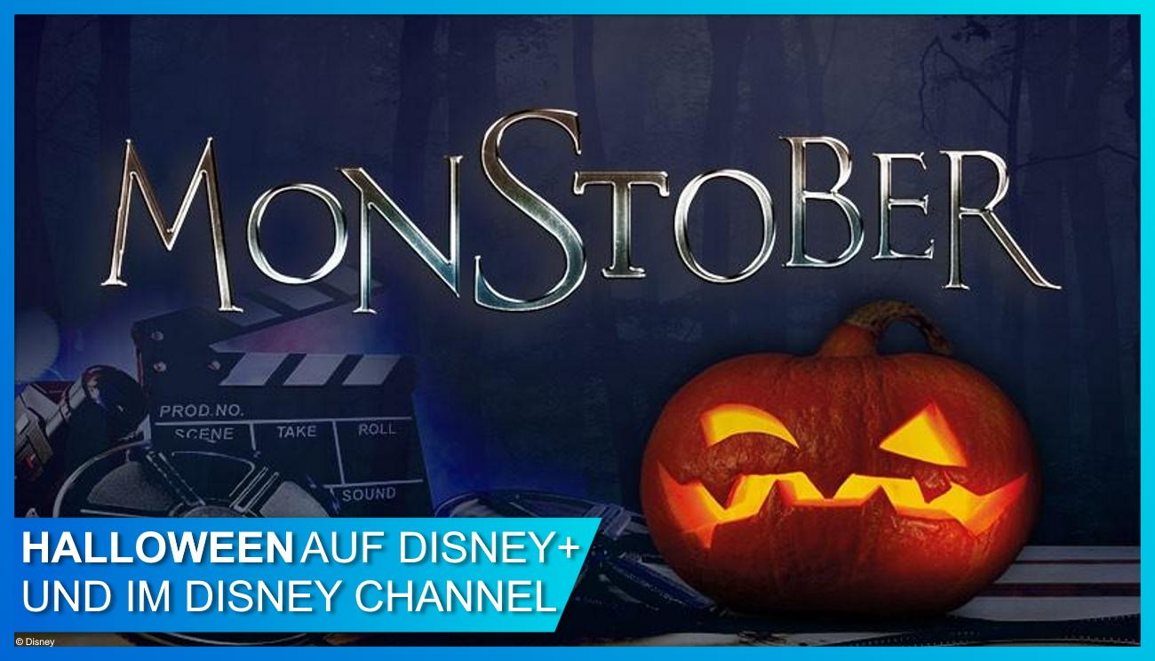 Monstober im Disney Channel