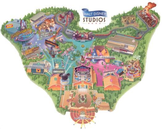 WDS Park Map 2002