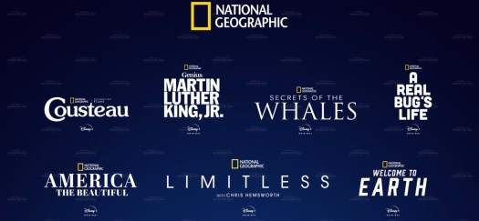 National Geographic Serien und Filme für Disney+ ab 2021