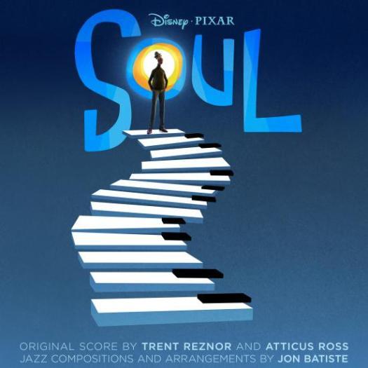 Disney-Pixar SOUL Original Soundtrack cover art
