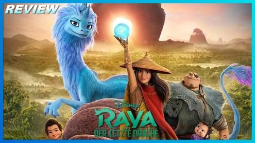 Poster Raya und der letzte Drache