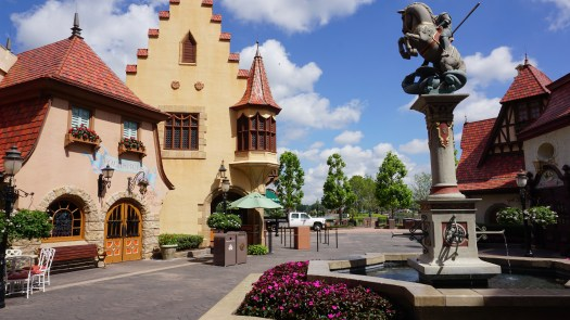 The Germany Pavilion in EPCOT's World Showcase within Walt Disney World (Orlando, Florida)
