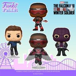 Funko Pop Falcon WinterSoldier