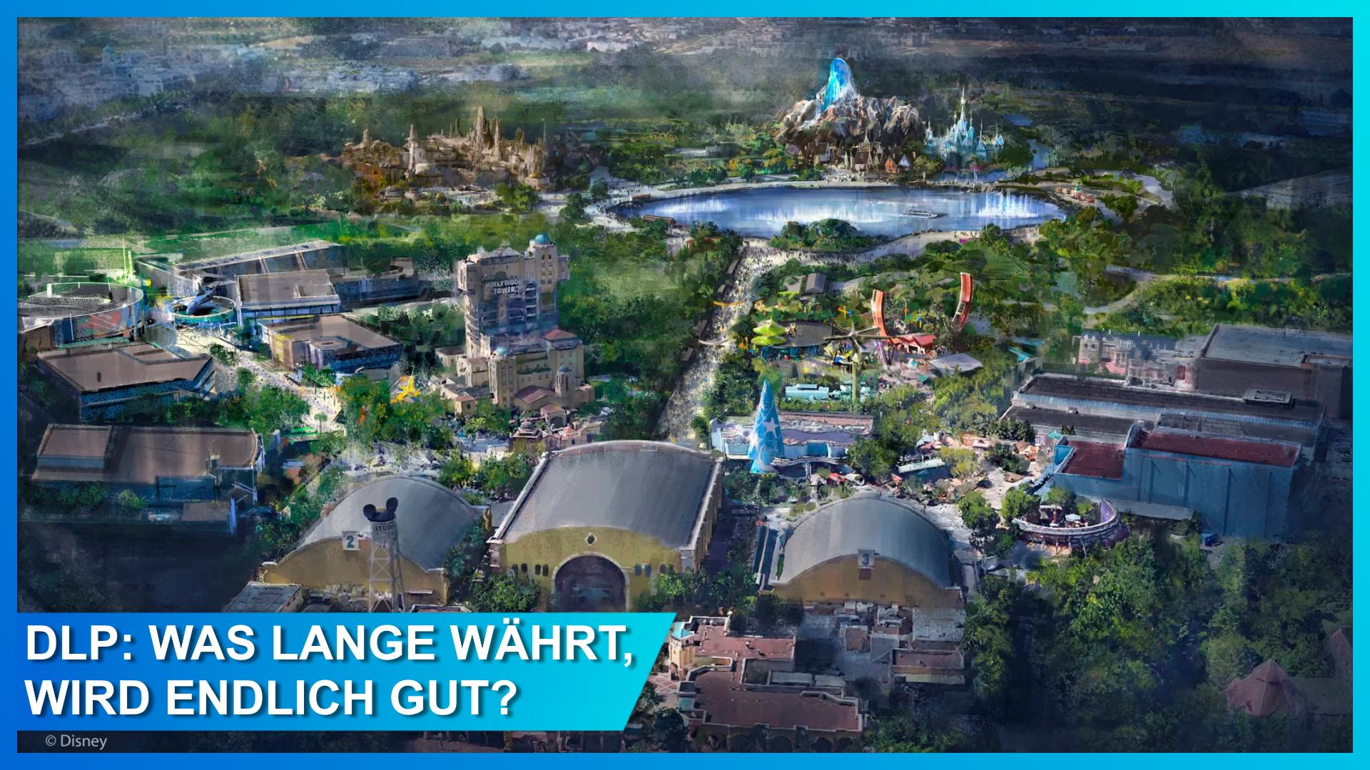 Walt Disney Studios Park 2.0