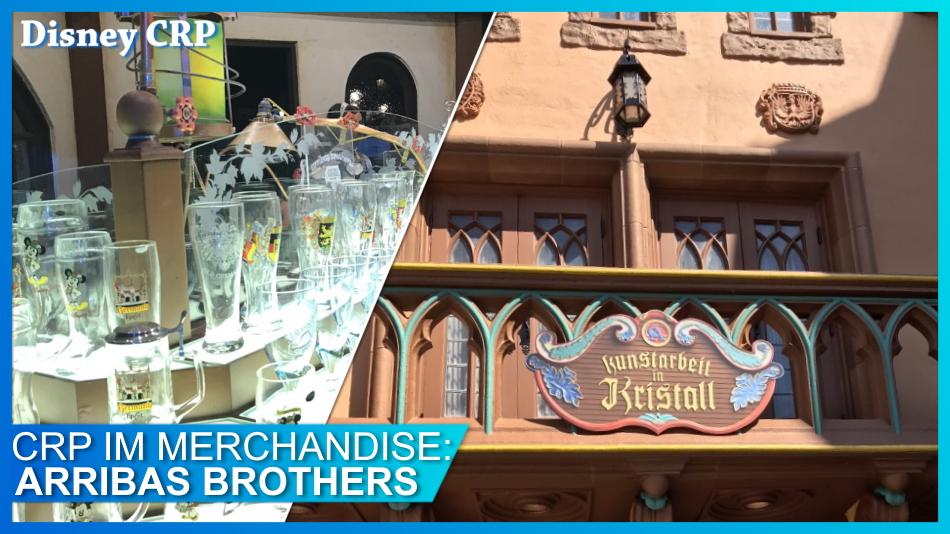 Disney CRP: Fokus auf das Programm bei Arribas Brothers