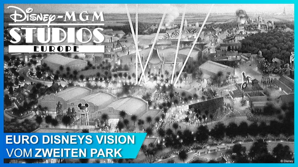 Disney-MGM Studios Europe: Ein Besuch in den ersten Studios für Paris