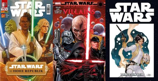 Star Wars Comics 06 2021