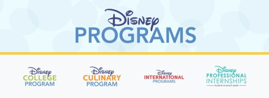 Disney Programs new logo