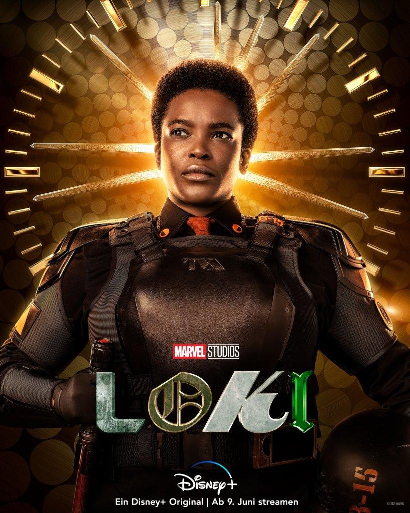 Loki Poster Wunmi