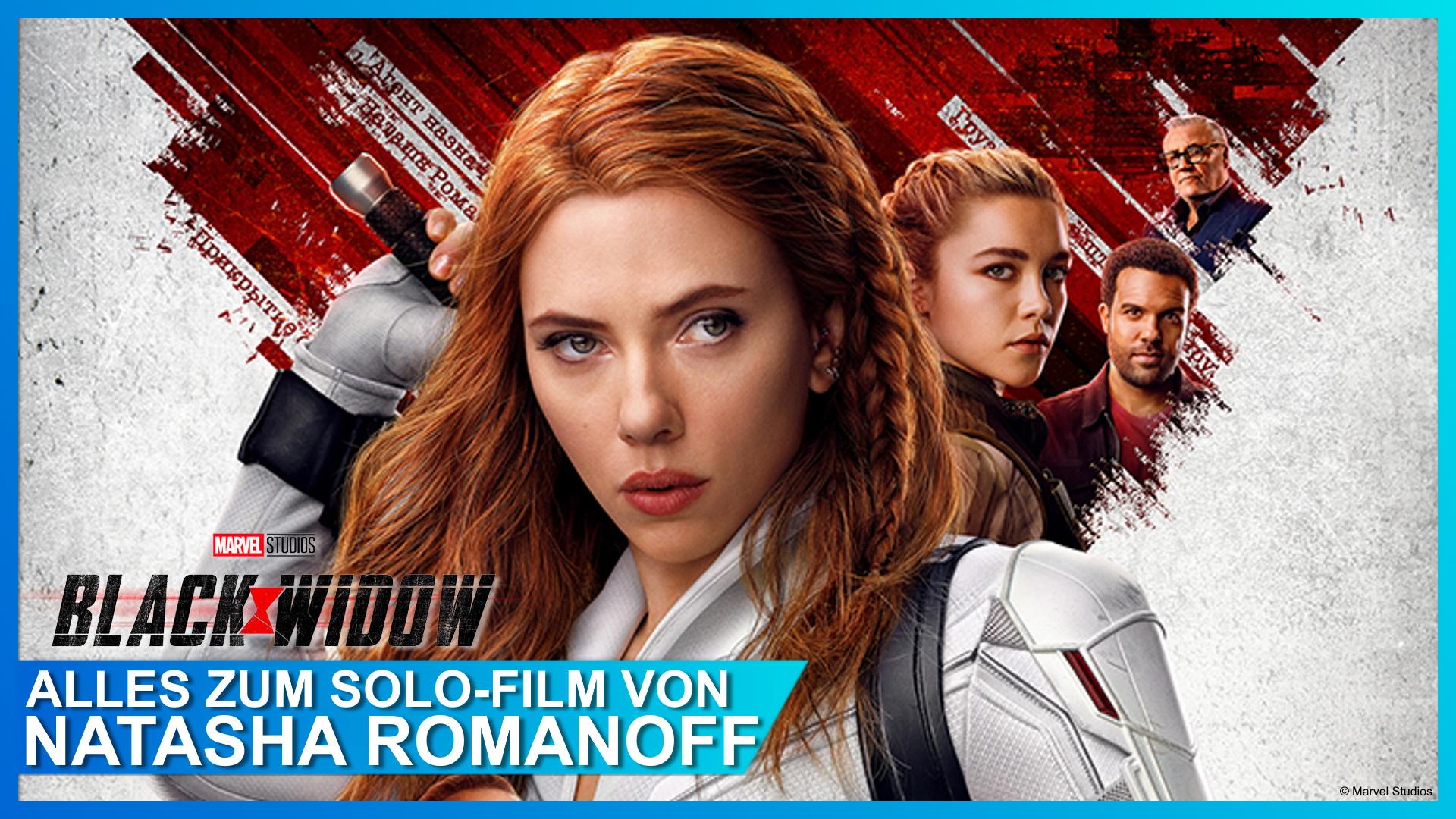 Marvel Studios' BLACK WIDOW – Alles zum Solo-Film von Natasha Romanoff