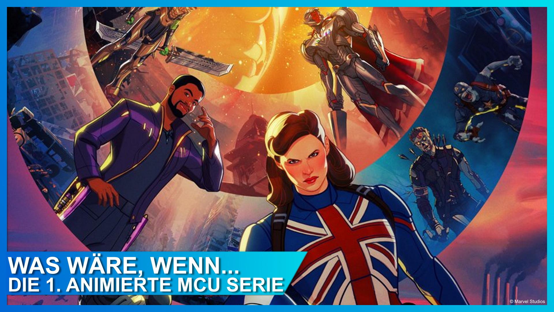 Marvel Studios' WHAT IF…? Was wäre, wenn Tony Stark nie zu Iron Man geworden wäre? Ab 11. August auf Disney+