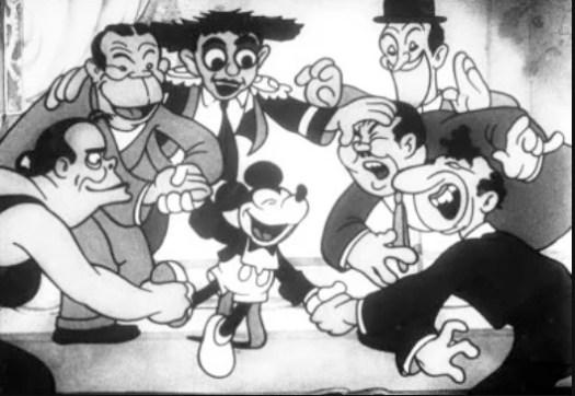 Walt Disney's Mickey's Gala Premier
