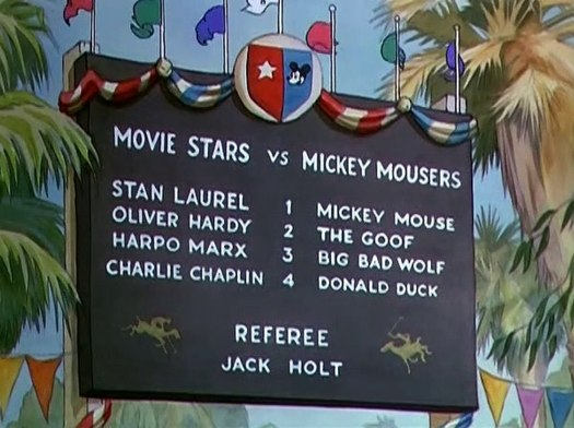 Walt Disney's Mickey's Polo Team