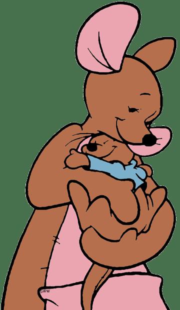 Image result for kanga and roo hugging