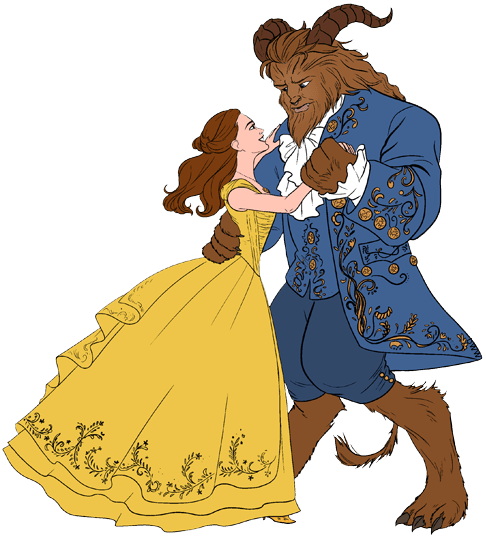Belle Beauty Beast And 2017 And 1991