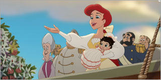 Down To The Sea Lyrics From The Little Mermaid 2 Disney Song Lyrics