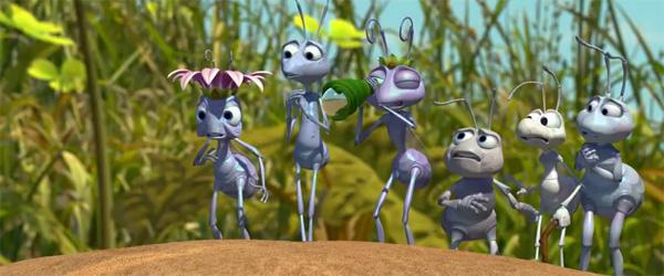 A Bugs Life Movie Info Disneys World Of Wonders