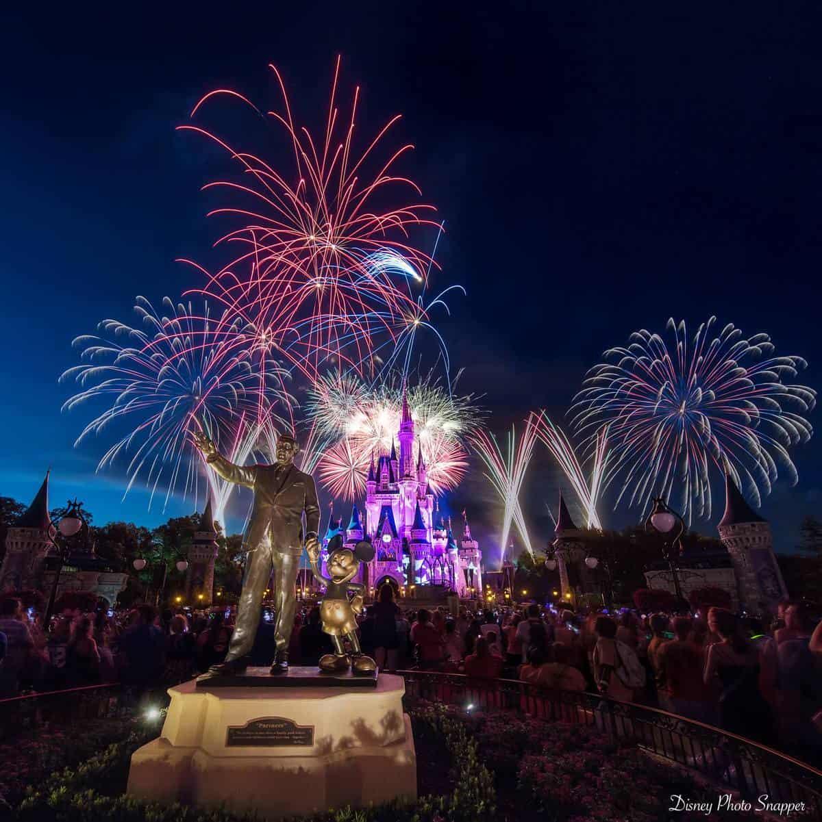 Top 9 Walt Disney World Park Icons