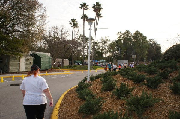 Backstage Epcot Pictures Taken at Disney's 2012 Tangled ...