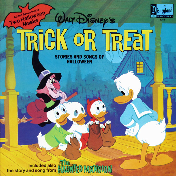 Trick or Treat with Donald Duck