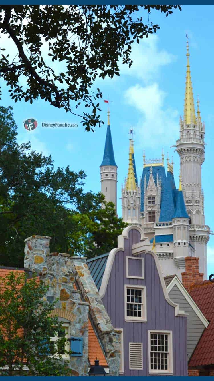 Walt Disney World Resort Wallpaper For Desktop Laptop And