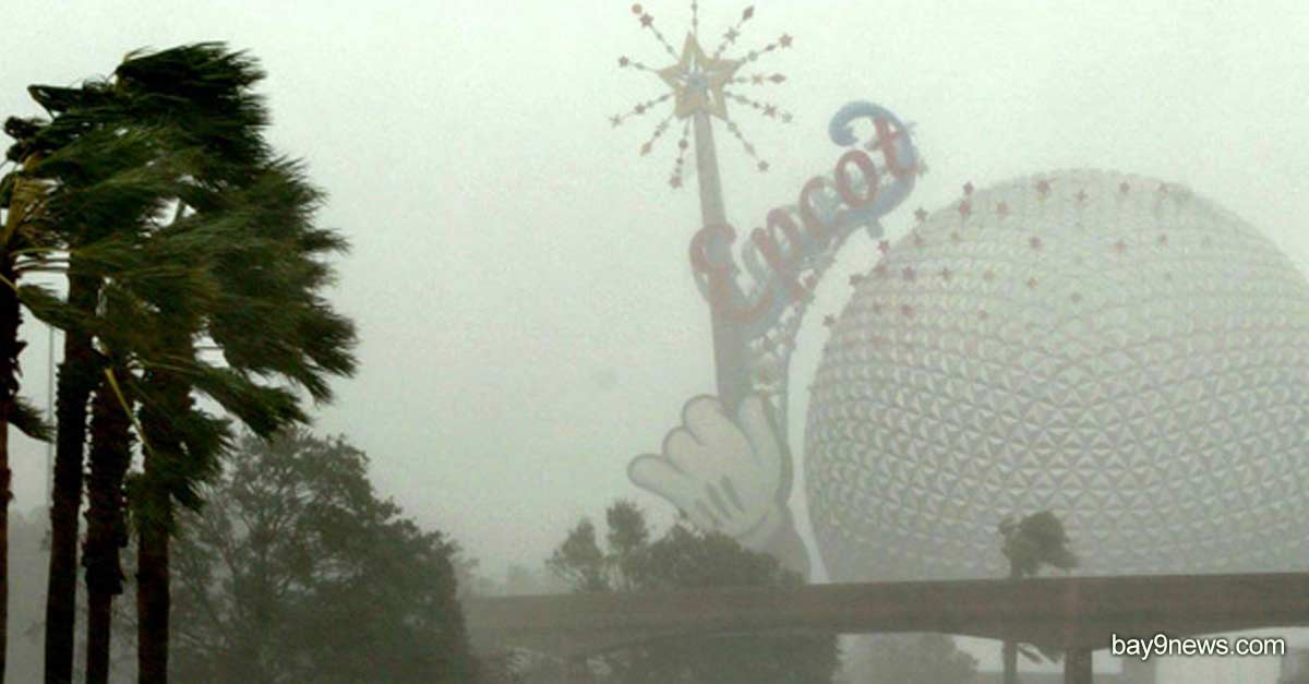 5 Things You Should Know When It Rains At Epcot