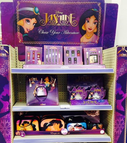 Jasmine Beauty Display at Walgreen's