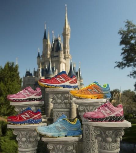 2014 runDisney New Balance shoes
