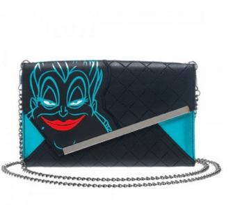 2015-12-30 04_39_01-Amazon.com_ Disney The Little Mermaid Ursula Envelope Wallet with Chain_ Clothin