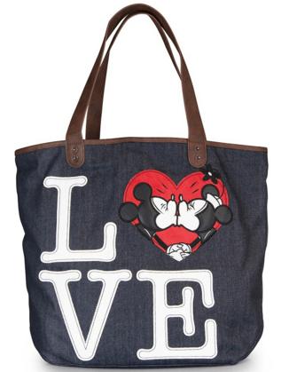 2016-01-16 23_55_37-Minnie X Mickey Love Denim Tote - Disney Bags