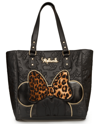 2016-01-17 00_08_11-Minnie Mouse Black_Gold Leopard Embossed Tote - Bags