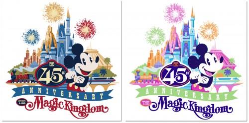 Magic Kingdom 45 Years 2