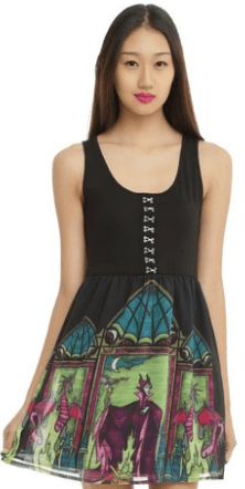 2016-05-13 02_12_01-Disney Sleeping Beauty Maleficent Stained Glass Dress_ Amazon Fashion