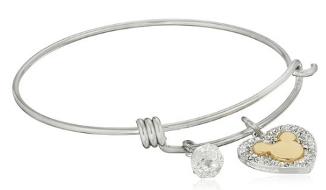 2016-08-03 11_31_54-Amazon.com_ Disney Stainless Steel Catch Bangle with Silver Plated Crystal Heart