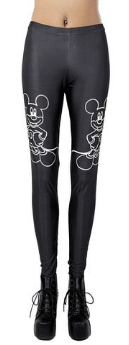 2016-08-21 10_55_25-SUNY Women Cute Mickey Mouse Printed Sport Slim Fit Fitness Skinny Leggings Size