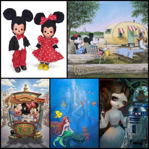 Walt Disney World Merchandise Events