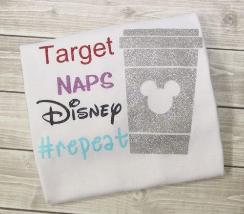 Target Naps Disney