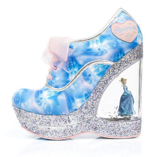 Cinderella Light Shoes Irregular Choice