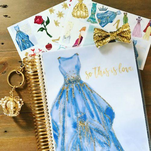 Cinderella planner