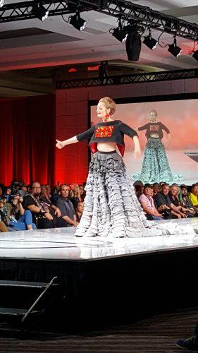 her universe fashion show