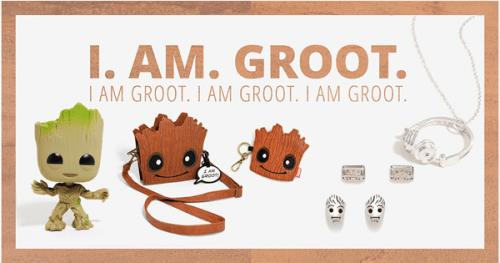 Her Universe Groot Collection