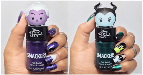 Lip Smacker Halloween Tsum Tsum Nail Polishes